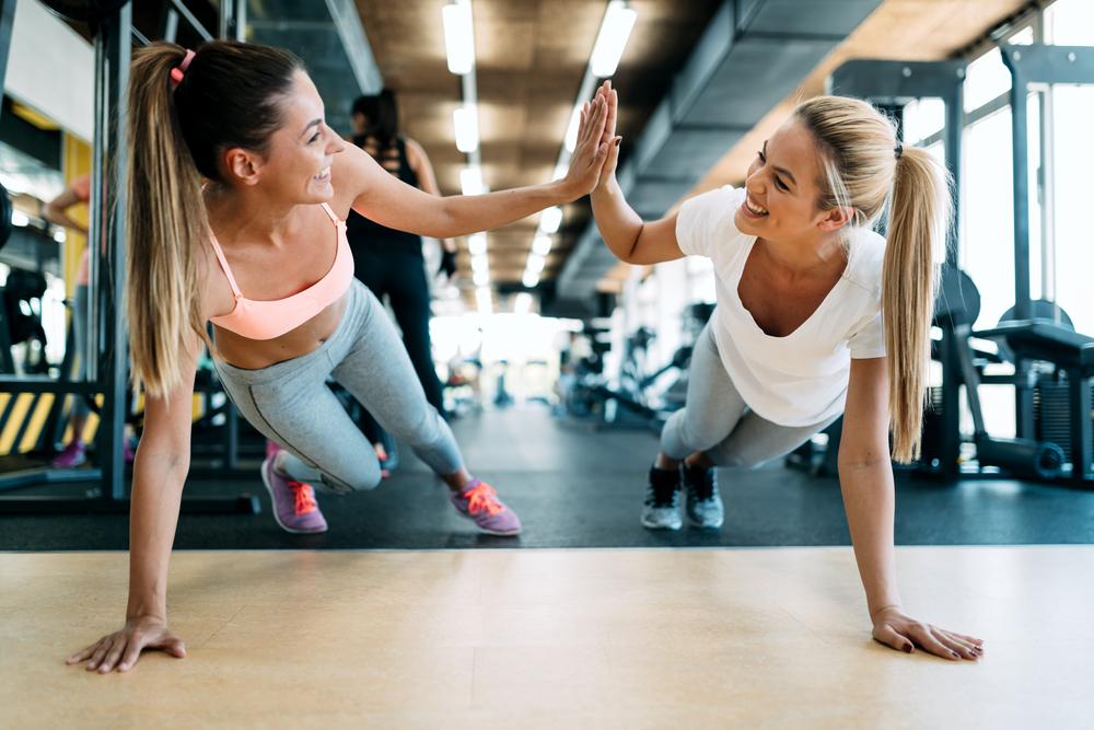 how to make exercising fun