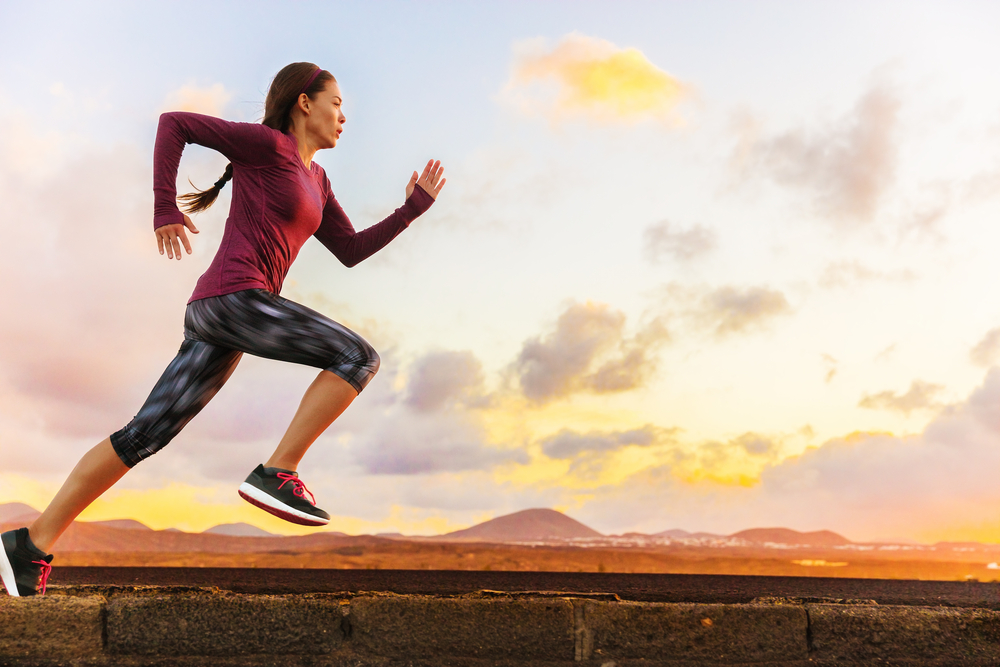 sprinting for weight loss
